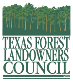 Texas Forest Landowners Council logo
